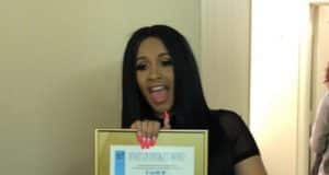 cardi b spirit of detroit award