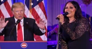 chrisette michele regrets trump inauguration