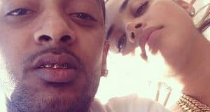 lauren london nispey hussle back together