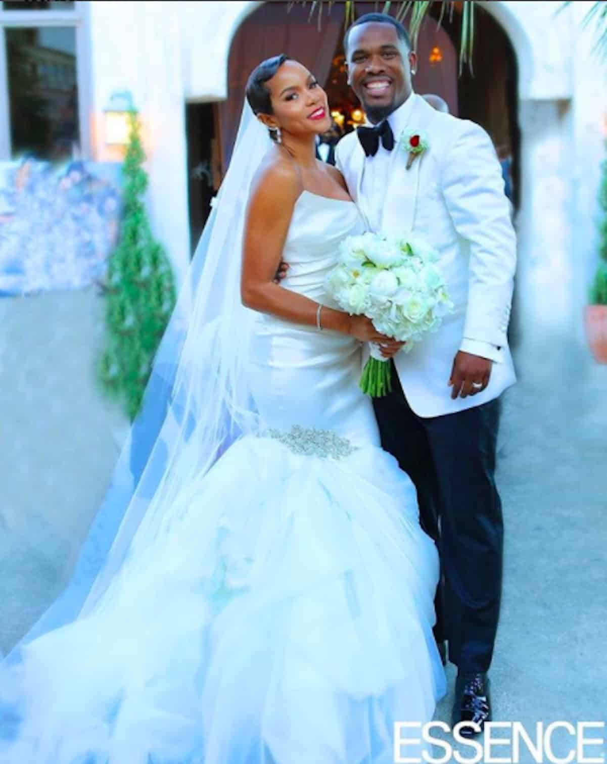 letoya luckett married