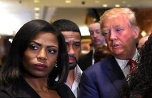 omarosa fired white house
