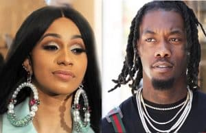 cardi b leave offset cheating