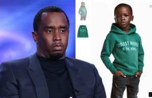 diddy hm child model contract
