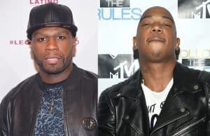 ja rule 50 cent tickle booty beef