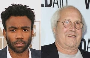 donald glover chevy chase racist