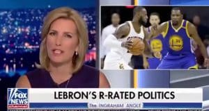 fox shut up dribble lebron kevin durant