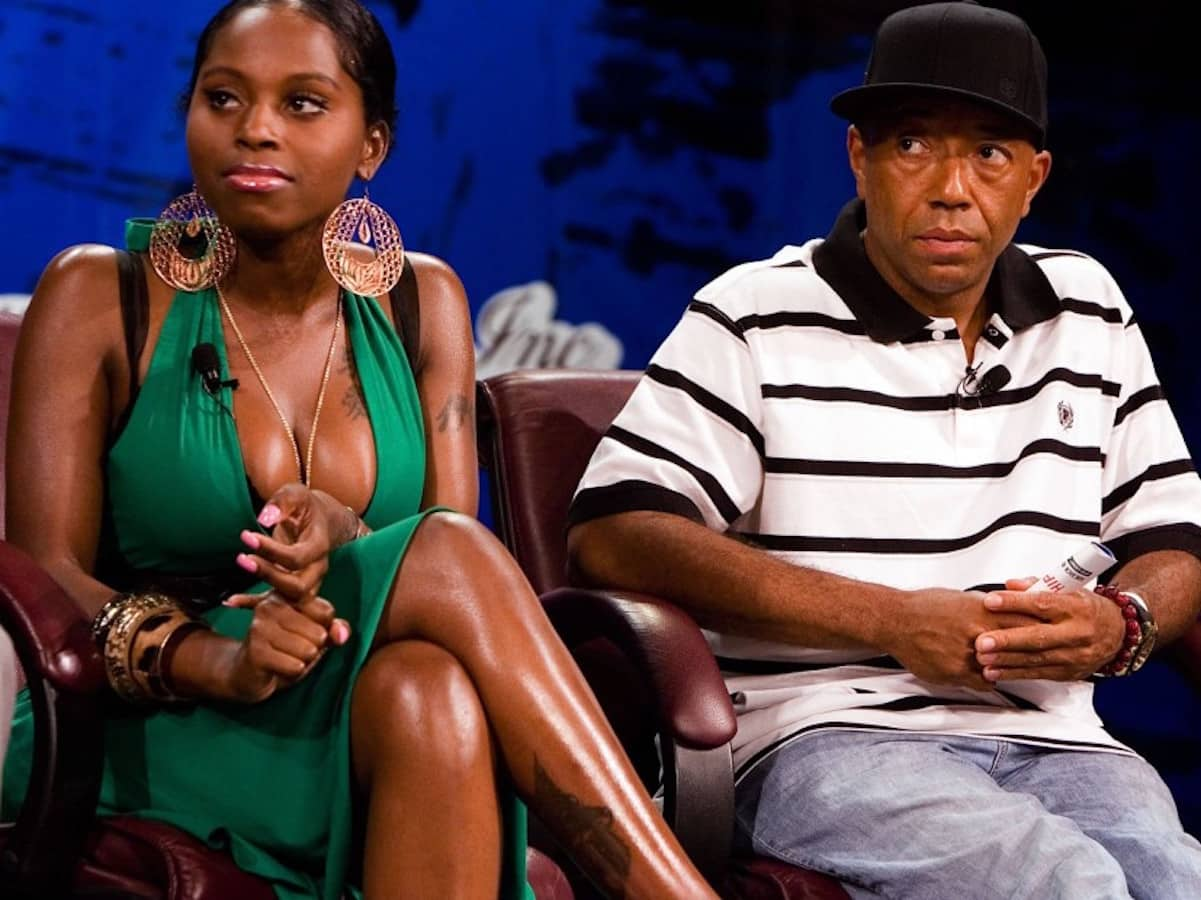 foxy brown russell simmons