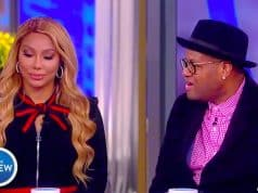 tamar vince the view divorce