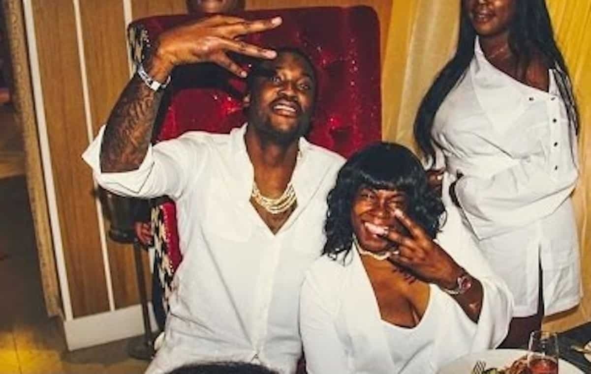 meek mill mom letter lady justice