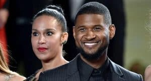 usher grace miguel reason separation