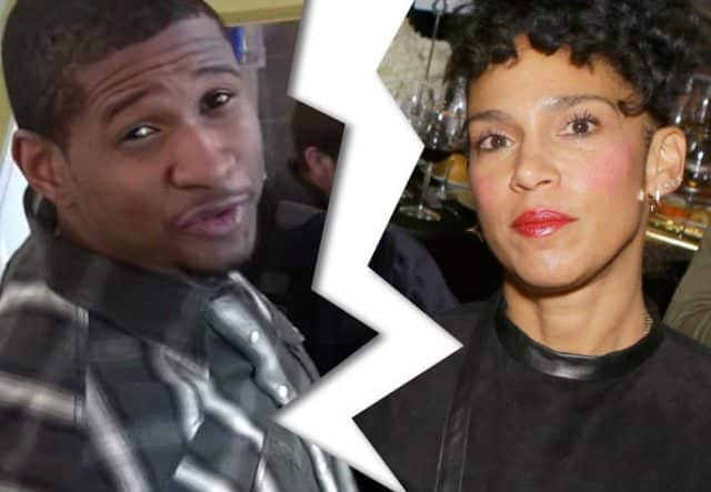 usher grace miguel separate