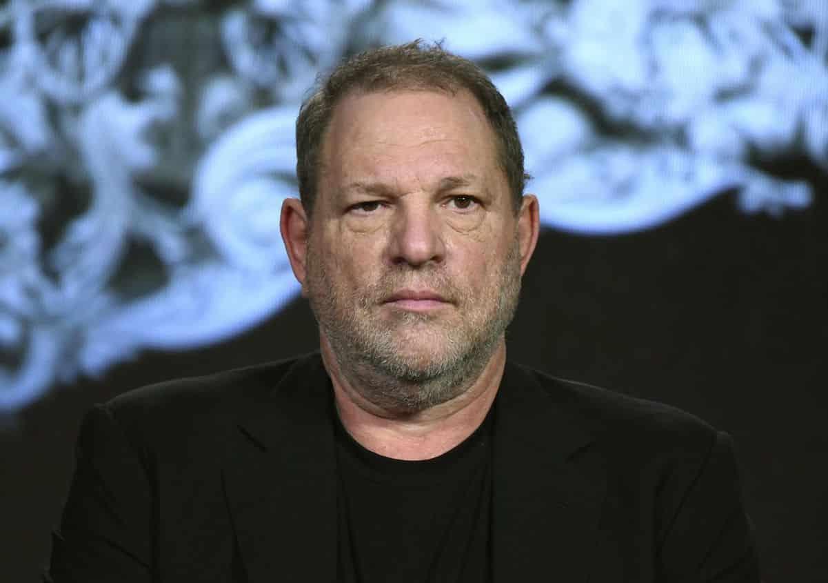 harvey weinstein arrested rape