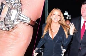 mariah carey sells engagement ring