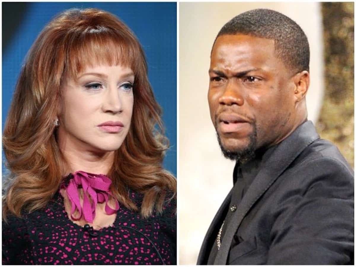 kathy griffin kevin hart trump