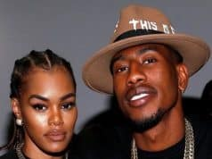 teyana taylor defends threesome iman shumpert