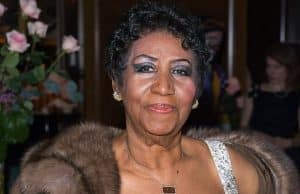 aretha franklin dead