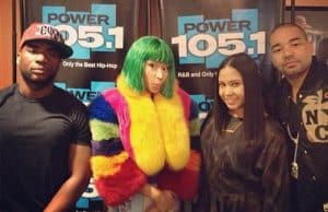 dj envy nicki minaj blackball