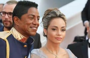 jermaine jackson marries girlfriend