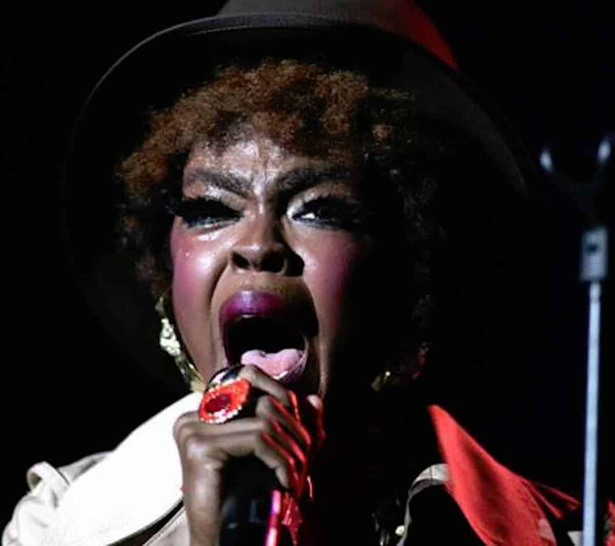 lauryn hill exposed video