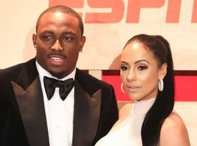 lesean mccoy delicia eviction assault