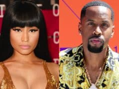 safaree nicki minaj hair plugs beef