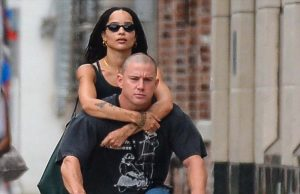 Lenny Kravitz, Not Down With Channing Tatum Dating Zoe?